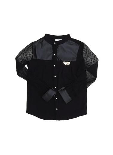 Monster High Gömlek Siyah